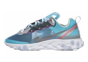 Nike React Element 87 Blue