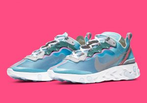 Nike React Element 87 Royal Tint
