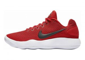 Nike React Hyperdunk 2017 Low Red