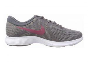 Nike Revolution 4 Grigio Amaranto chiaro