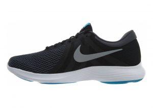 Nike Revolution 4 Black/Wolf Grey-anthracite