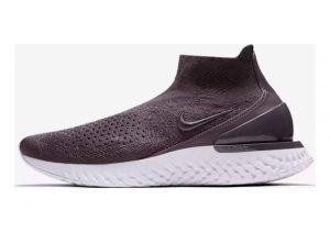 Nike Rise React Flyknit Grey