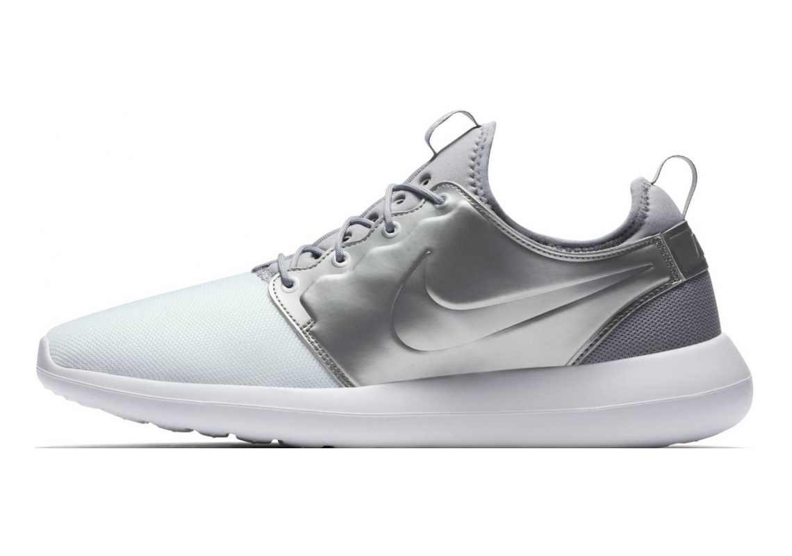 Nike Roshe Two Silver