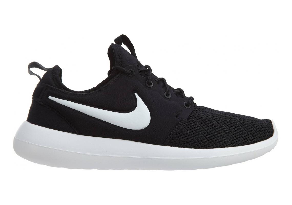 Nike Roshe Two Black (Black/White-anthracite-white)