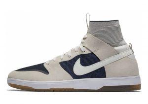 Nike SB Dunk High Elite Grey