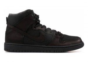 Nike SB Dunk Hi Pro Bota Black