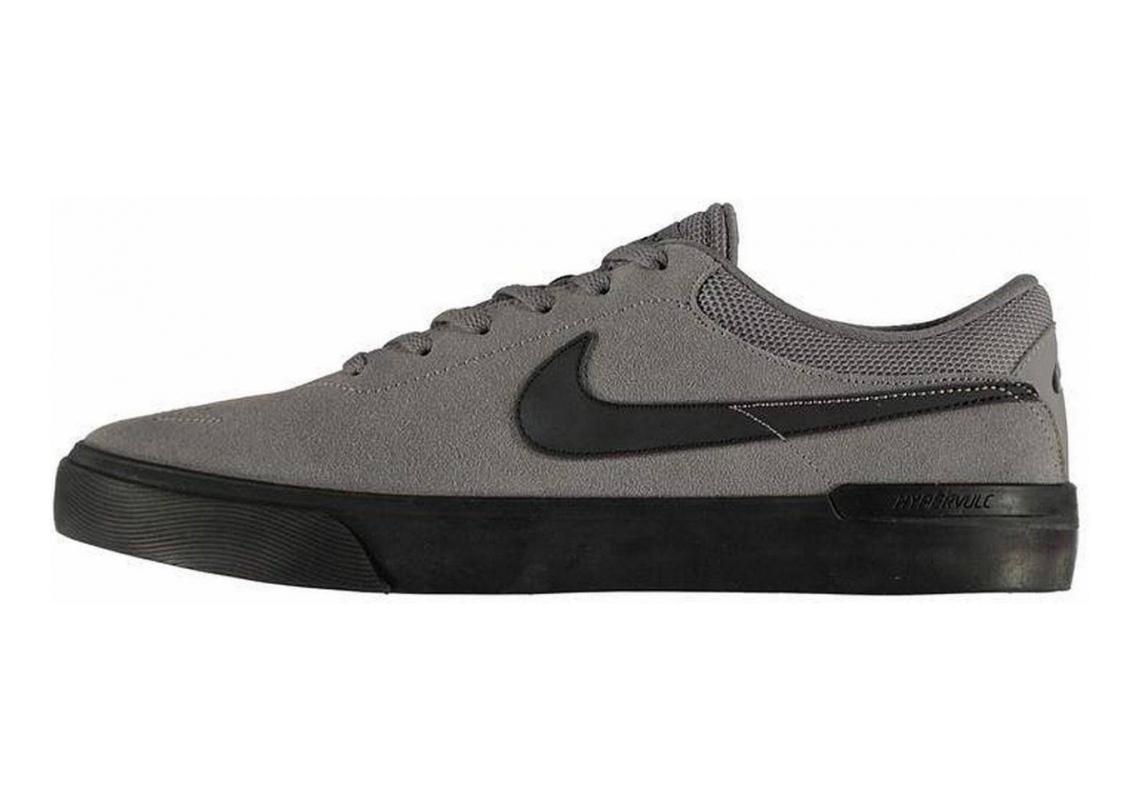 Nike SB Koston Hypervulc Gris (Gunsmoke/Black 007)