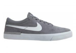 Nike SB Koston Hypervulc Gris (Gris (Cool Grey/White-wolf Grey))