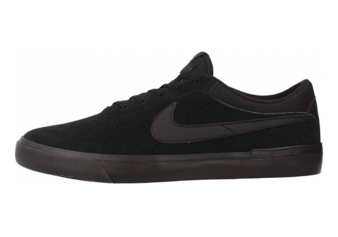 Nike SB Koston Hypervulc Negro (Black/Black/Anthracite 008)