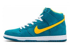 Nike SB Dunk High Pro Green
