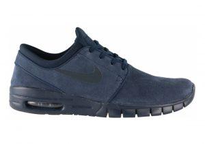 Nike SB Stefan Janoski Max L Navy Blue