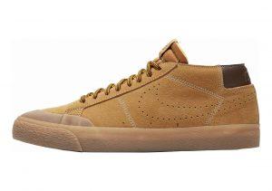Nike SB Zoom Blazer Chukka XT Premium Brown