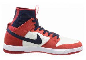 Nike SB Dunk High Elite Red