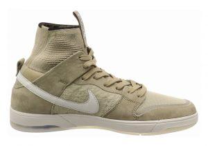 Nike SB Dunk High Elite KHAKI / LIGHT-BONE-BLACK