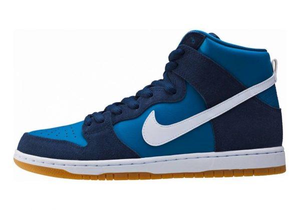 Nike SB Dunk High Pro OBSIDIAN