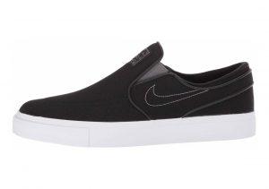 Nike SB Zoom Stefan Janoski Slip-On Canvas Black
