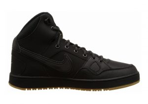 Nike Son Of Force Mid Winter Black/Black/Anthracite/Gum Light Brown