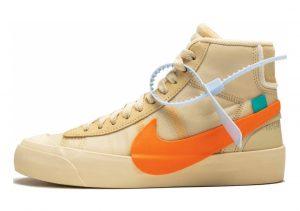 Nike Blazer Mid Beige
