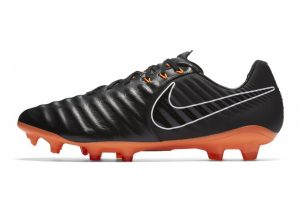 Nike Tiempo Legend VII Pro Firm Ground Black/Orange/White