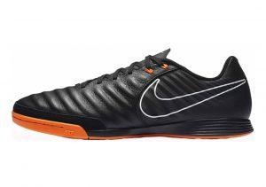 Nike TiempoX Legend VII Academy Indoor Black/Total Orange-black-white