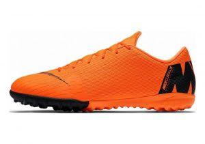 Nike VaporX 12 Academy Turf Arancione (Total Arancione/Bianco/Total Arancione 810)