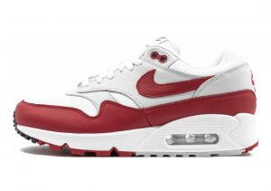 Nike Air Max 90/1 White/University Red