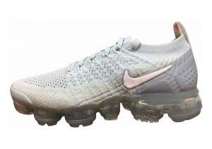 Nike Air VaporMax Flyknit 2 Pure Platinum, Arctic Pink