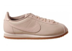 Nike Classic Cortez Leather Lux Oatmeal