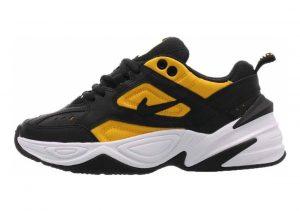 Nike M2K Tekno Multicolore (Black/Black/University Gold/White 000)