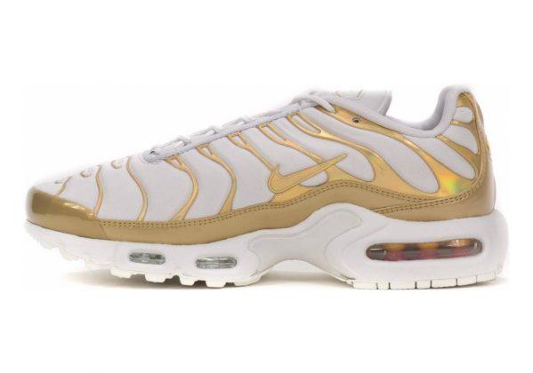 Nike Air Max Plus Vast Grey/Metallic Gold/Summit White