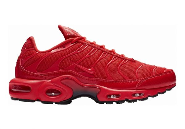 Nike Air Max Plus Light Crimson, Black-white