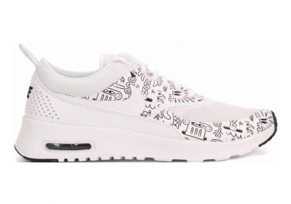 Nike Air Max Thea Print Blanc (Blanc / Blanc - Blanc)