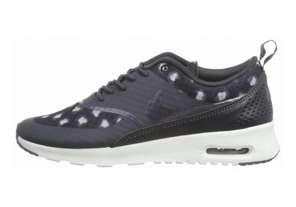 Nike Air Max Thea Print Black/Dark Grey-anthracite-wolf Grey-summit White