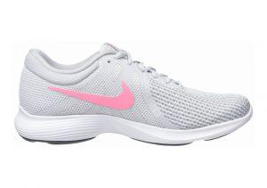 Nike Revolution 4 Grey/Pink