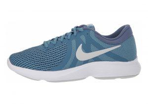 Nike Revolution 4 Aegean Storm/Pure Platinum-diffused Blue