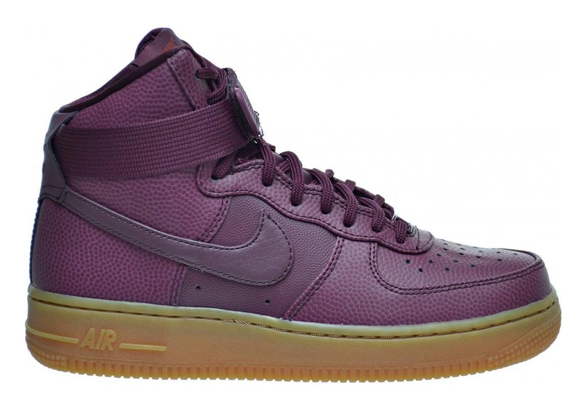 Nike Air Force 1 High SE Purple