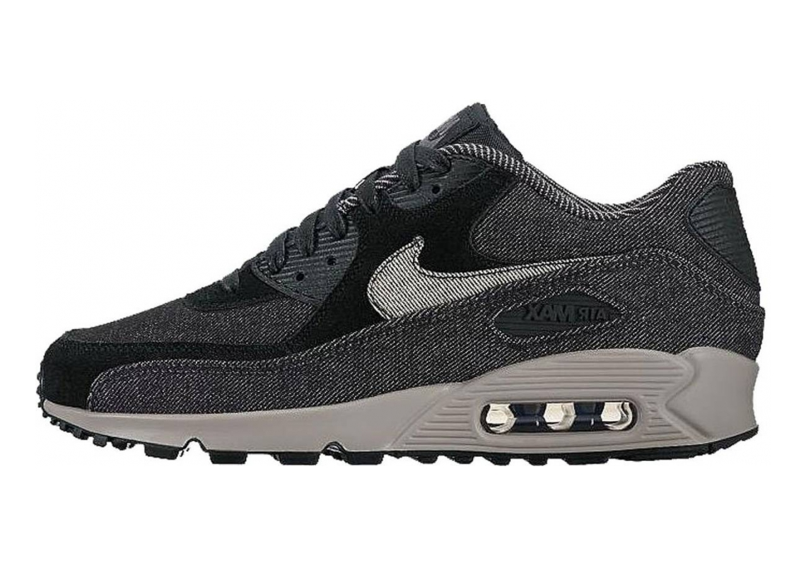 Nike Air Max 90 SE Black/Grey