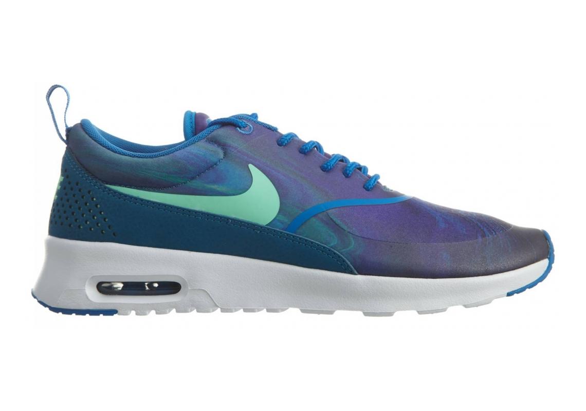 Nike Air Max Thea Print Blue