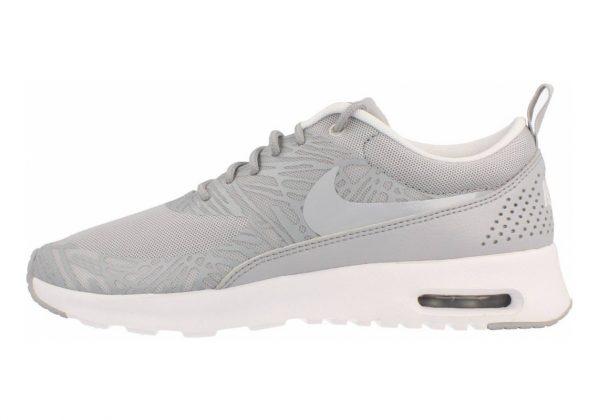 Nike Air Max Thea Print Wolf Grey / Metallic Silver