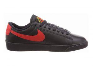 Nike Blazer Low Floral Black/University Red
