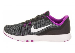 Nike Flex Trainer 7 Anthracite/White/Dark Grey/Hyper Violet