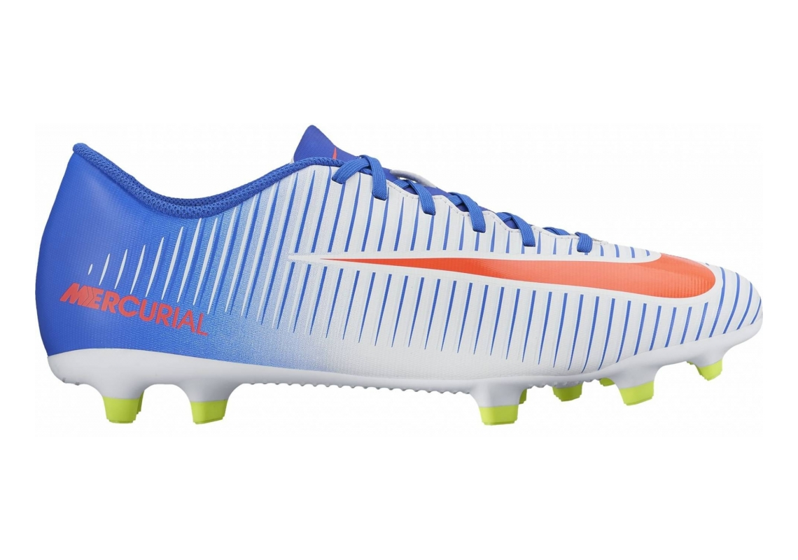 Nike Mercurial Vortex III Firm Ground Blue
