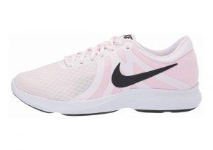 Nike Revolution 4 Pale Pink/Black/Pink Foam/White