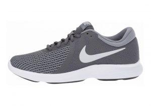 Nike Revolution 4 Dark Grey/Pure Platinum - Cool Grey