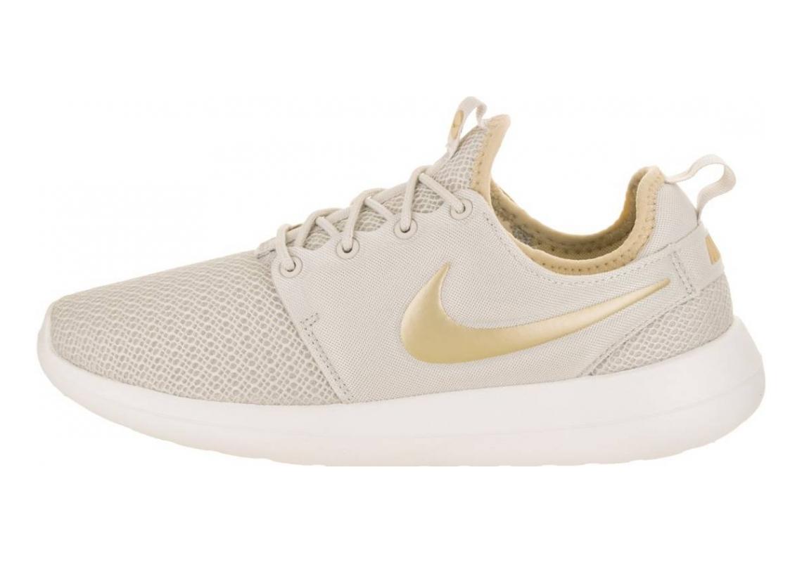 Nike Roshe Two Gold