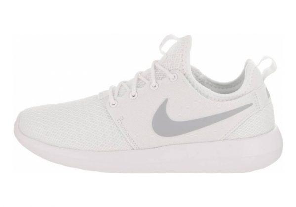 Nike Roshe Two White/Gym Red/Black