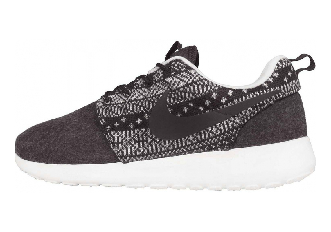 Nike Roshe One Winter Black/Black-sail