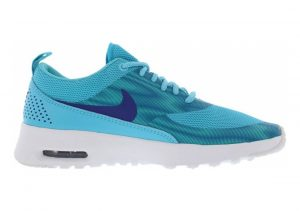 Nike Air Max Thea Print Gamma Blue / White