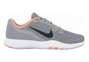 Nike Flex Trainer 7 Cool Grey/Black/Sunset Glow