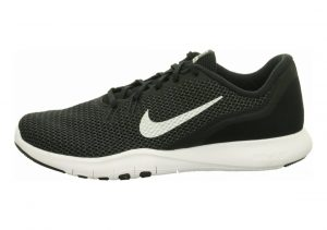Nike Flex Trainer 7 Black/Metallic Silver - Anthracite - White